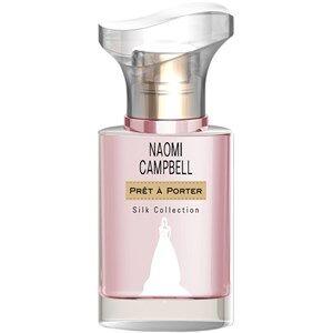 Naomi Campbell Women's fragrances Prêt à Porter Silk Collection Eau de Toilette Spray 50 ml