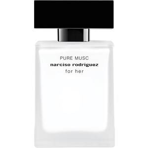 Narciso Rodriguez Naisten tuoksut for her Pure Musc Eau de Parfum Spray 50 ml