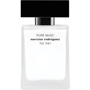 Narciso Rodriguez Naisten tuoksut for her Pure Musc Eau de Parfum Spray 30 ml