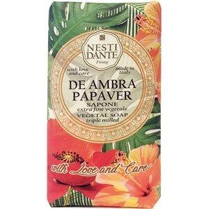 Nesti Dante Firenze Naisten tuoksut N°9 De Ambra Papaver De Ambra Papaver Soap 250 g