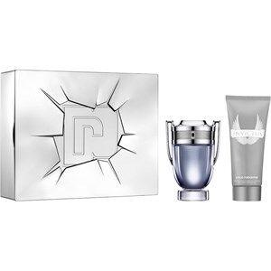 Paco Rabanne Miesten tuoksut Invictus Gift Set Eau de Toilette Spray 50 ml + All Over Shampoo 100 ml 1 Stk.