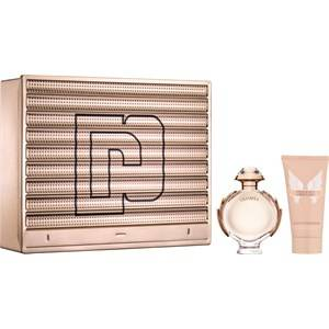 Paco Rabanne Naisten tuoksut Olympéa Gift set Eau de Parfum Spray 50 ml + Body Lotion 75 ml 1 Stk.