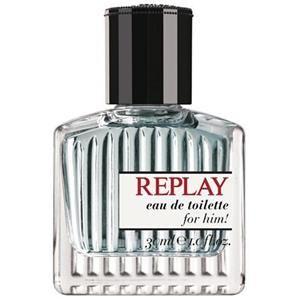 Replay Miesten tuoksut Man Eau de Toilette Spray 50 ml