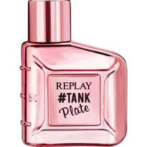 Replay Naisten tuoksut #Tank Plate For Her Eau de Toilette Spray 30 ml