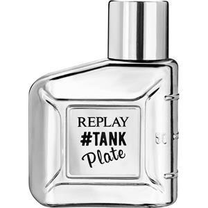 Replay Miesten tuoksut #Tank Plate For Him Eau de Toilette Spray 30 ml