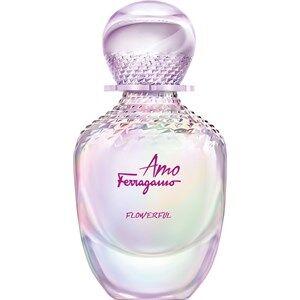 Salvatore Ferragamo Naisten tuoksut Amo Flowerful Eau de Toilette Spray 50 ml