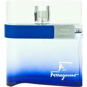 Salvatore Ferragamo Miesten tuoksut F by F Free Time Eau de Toilette Spray 30 ml