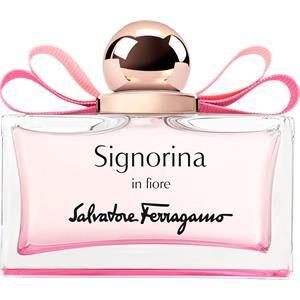 Salvatore Ferragamo Naisten tuoksut Signorina In Fiore Eau de Toilette Spray 50 ml