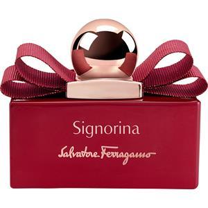 Salvatore Ferragamo Naisten tuoksut Signorina In Rosso Eau de Parfum Spray 50 ml