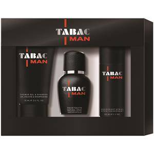 Tabac Miesten tuoksut  Man Gift Set Eau de Toilette Spray 30 ml + Shower Gel & Shampoo 75 ml + Deodorant Spray 50 ml 1 Stk.