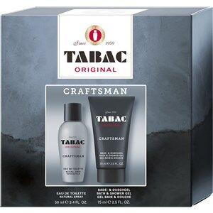 Tabac Miesten tuoksut  Original Craftsman Gift Set Eau de Toilette Spray 50 ml + Bath & Shower Gel 75 ml 1 Stk.