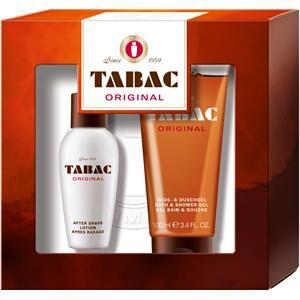 Tabac Miesten tuoksut  Original Gift Set After Shave Lotion 50 ml + Bath & Shower Gel 100 ml 1 Stk.