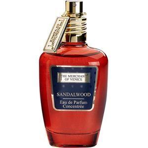 The Merchant of Venice Museum Collection Sandalwood Eau de Parfum Concentrée 50 ml