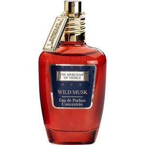 The Merchant of Venice Museum Collection Wild Musk Eau de Parfum Concentrée 50 ml