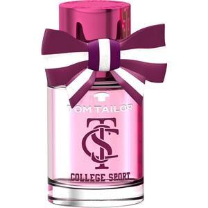 Tom Tailor Naisten tuoksut College Sport Woman Eau de Toilette Spray 50 ml