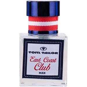 Tom Tailor Miesten tuoksut East Coast Club Men Eau de Toilette Spray 30 ml