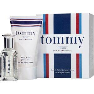 Tommy Hilfiger Miesten tuoksut Tommy Gift Set Eau de Toilette Spray 30 ml + Body Wash 150 ml 1 Stk.