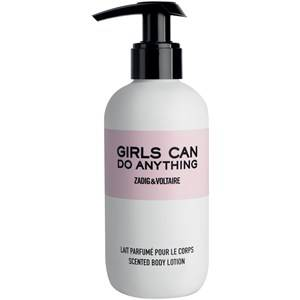 Zadig & Voltaire Naisten tuoksut Girls Can Do Anything Body Lotion 200 ml