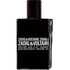 Zadig & Voltaire Miesten tuoksut This Is Him! Eau de Toilette Spray 100 ml