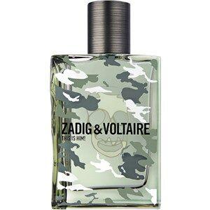 Zadig & Voltaire Miesten tuoksut This Is Him! No Rules Eau de Toilette Spray 20 ml