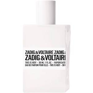 Zadig & Voltaire Naisten tuoksut This is Her! Eau de Parfum Spray 100 ml