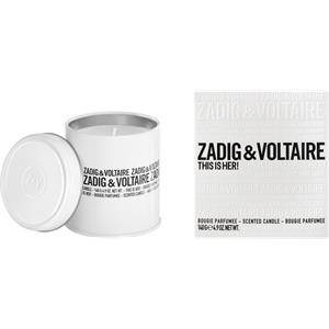 Zadig & Voltaire Naisten tuoksut This is Her! Scented Candle 140 g