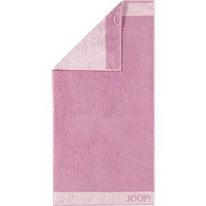 JOOP! Pyyhkeet Breeze Doubleface Käsipyyhe Ruusu 50 x 100 cm 1 Stk.