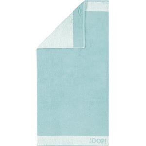 JOOP! Pyyhkeet Breeze Doubleface Käsipyyhe Meri 50 x 100 cm 1 Stk.