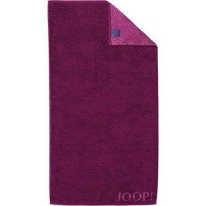 JOOP! Pyyhkeet Classic Doubleface Suihkupyyhe Cassis 80 x 150 cm 1 Stk.