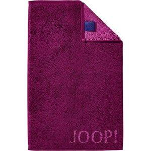 JOOP! Pyyhkeet Classic Doubleface Vieraspyyhe Cassis 30 x 50 cm 1 Stk.