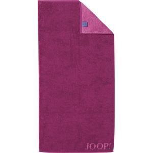 JOOP! Pyyhkeet Classic Doubleface Käsipyyhe Cassis 50 x 100 cm 1 Stk.