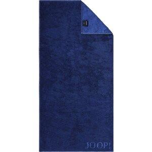 JOOP! Pyyhkeet Classic Doubleface Käsipyyhe Safiiri 50 x 100 cm 1 Stk.