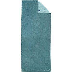 JOOP! Pyyhkeet Classic Doubleface Saunapyyhe Turkoosi 80 x 200 cm 1 Stk.