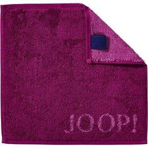 JOOP! Pyyhkeet Classic Doubleface Pesulappu Cassis 30 x 30 cm 1 Stk.