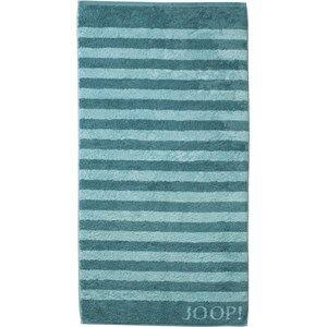JOOP! Pyyhkeet Classic Stripes Suihkupyyhe Turkoosi 80 x 150 cm 1 Stk.