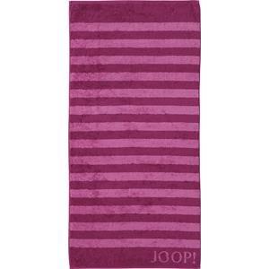 JOOP! Pyyhkeet Classic Stripes Käsipyyhe Cassis 50 x 100 cm 1 Stk.