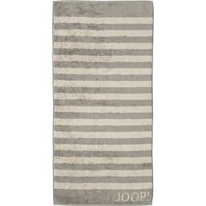 JOOP! Pyyhkeet Classic Stripes Käsipyyhe Grafiitti 50 x 100 cm 1 Stk.