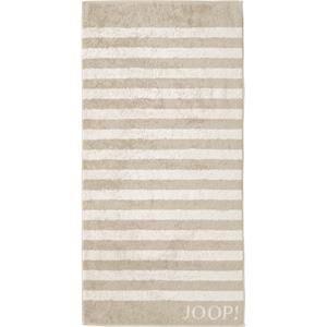 JOOP! Pyyhkeet Classic Stripes Käsipyyhe Hiekka 50 x 100 cm 1 Stk.