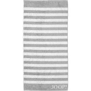 JOOP! Pyyhkeet Classic Stripes Käsipyyhe Hopea 50 x 100 cm 1 Stk.