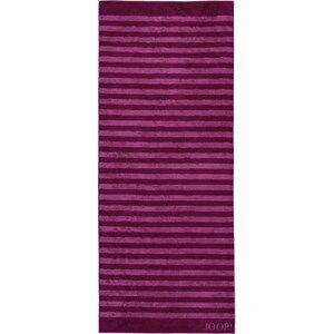 JOOP! Pyyhkeet Classic Stripes Saunapyyhe Cassis 80 x 200 cm 1 Stk.