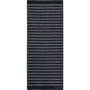 Image of JOOP! Pyyhkeet Classic Stripes Saunapyyhe Musta 80 x 200 cm 1 Stk.