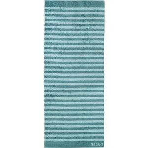 JOOP! Pyyhkeet Classic Stripes Saunapyyhe Turkoosi 80 x 200 cm 1 Stk.