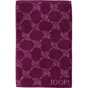 JOOP! Pyyhkeet Cornflower Vieraspyyhe Cassis 30 x 50 cm 1 Stk.