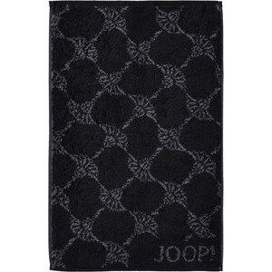 JOOP! Pyyhkeet Cornflower Vieraspyyhe Musta 30 x 50 cm 1 Stk.