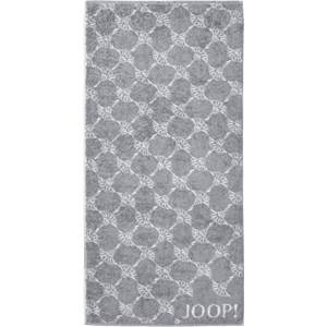 JOOP! Pyyhkeet Cornflower Käsipyyhe Hopea 50 x 100 cm 1 Stk.