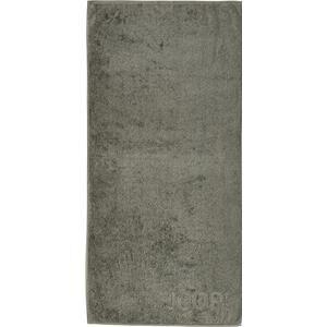JOOP! Pyyhkeet Plain Uni Käsipyyhe Kivenharmaa 50 x 100 cm 1 Stk.