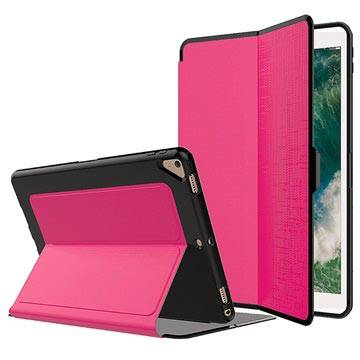 MTP Products iPad Pro 10.5 Pro Series Smart Folio Case - Hot Pink