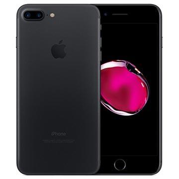 Apple iPhone 7 Plus - 256Gt - Tehdaskunnostus - Musta