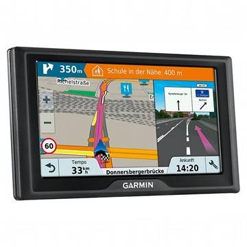 Garmin Drive 61 LMT-S CE GPS Navigation Device - Central Europe Maps