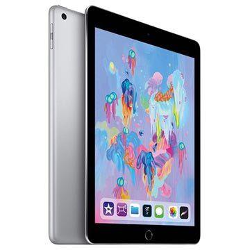 Apple iPad 9.7 (2018) Wi-Fi - 128GB - Tähtiharmaa